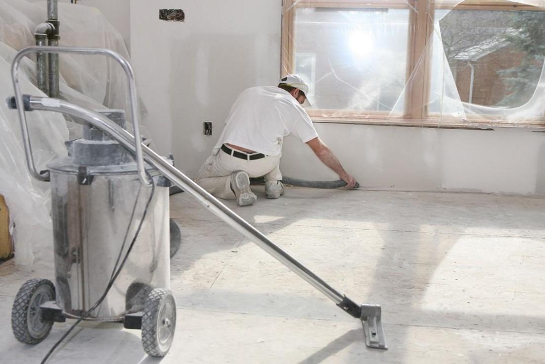 limpieza final de obra CABA